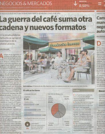 3Diario Clarin La guerra del café suma otra cadena y nuevos formatos