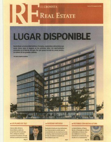 3Diario Cronista Suplemento Real Estate Lugar disponible 1