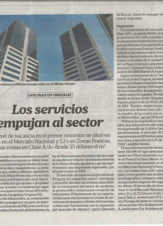 3Diario La Nación Oficinas en Uruguay