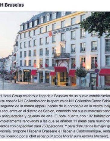 8Diario Pagina 12 NH Bruselas