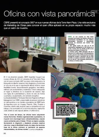 Copia de 22Revista Marketing de Obras Oficinas con vista panorámica